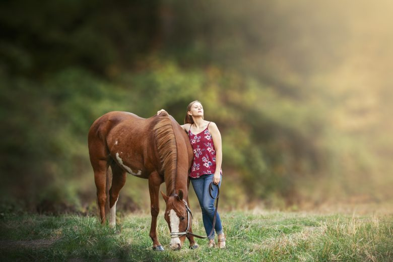 fine art equine photography, senior, horse portraits, salem oregon