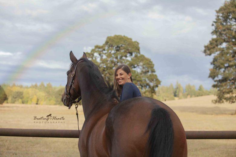 oregon horse portraits equine photographer