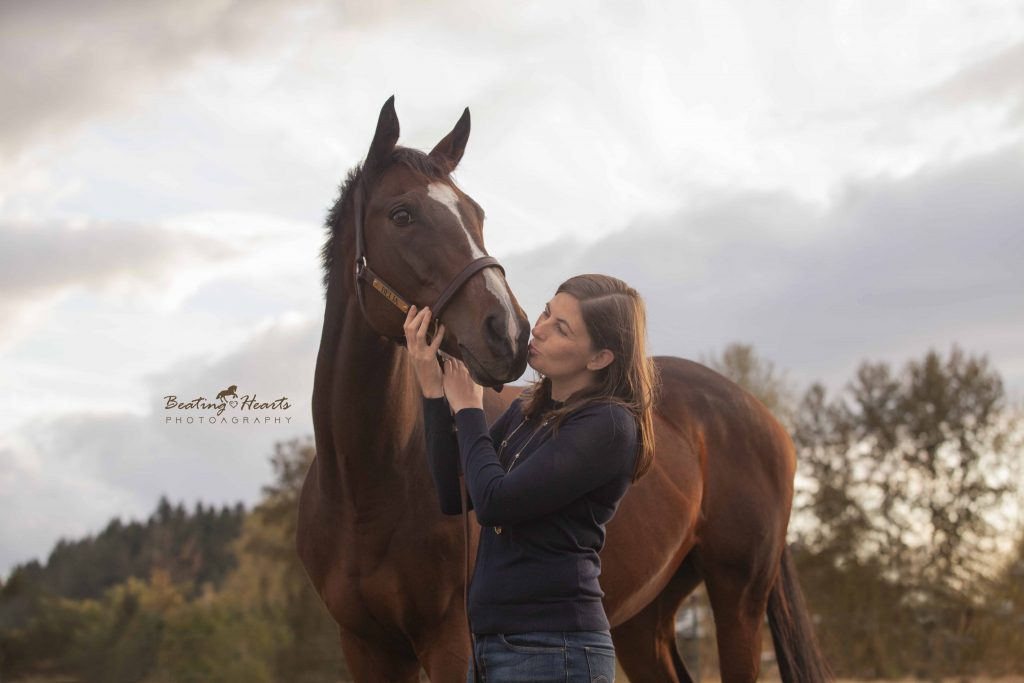 oregon horse portraits equine photographer