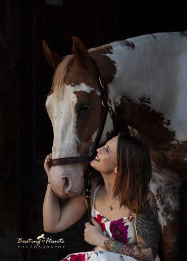 equine photography oregon horse portraits black background