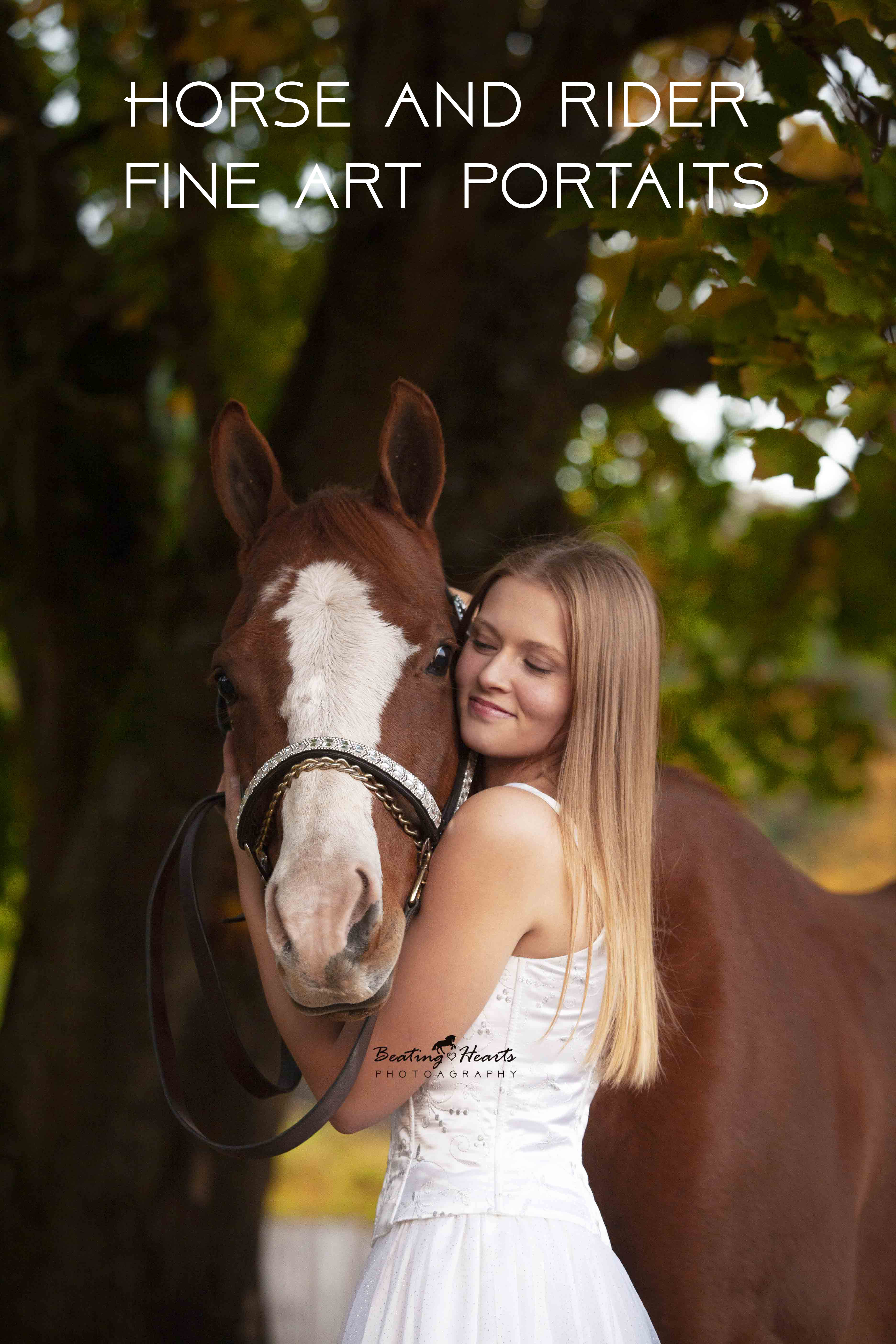 horse and rider equine photo session salem oregon