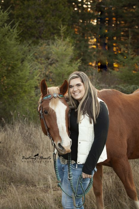 Larkyn Senior Equine Portraits - Molalla Oregon
