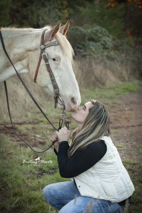 horse portraits senior portraits equine photography