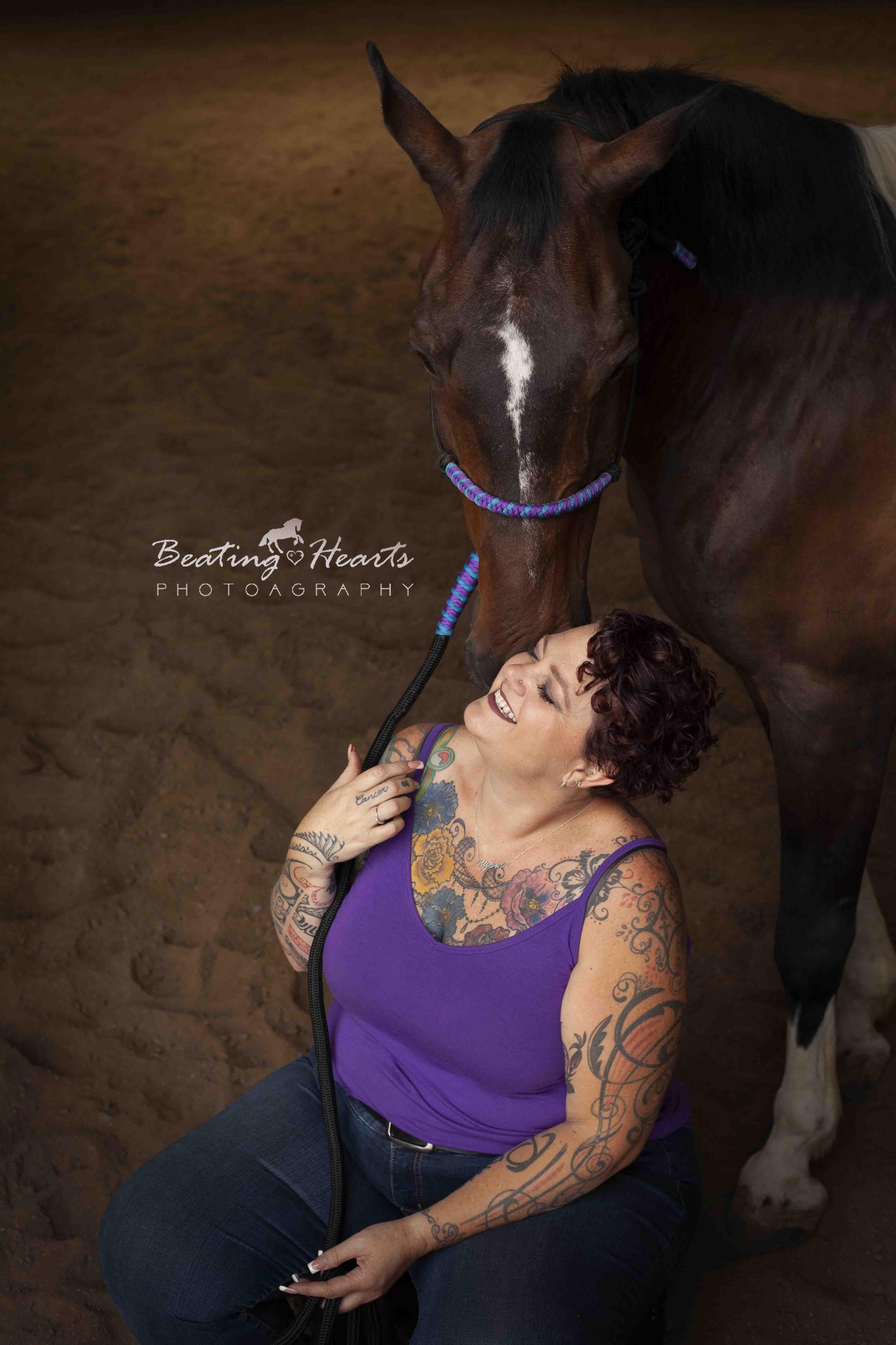 equine photography oregon horse portraits tattooes