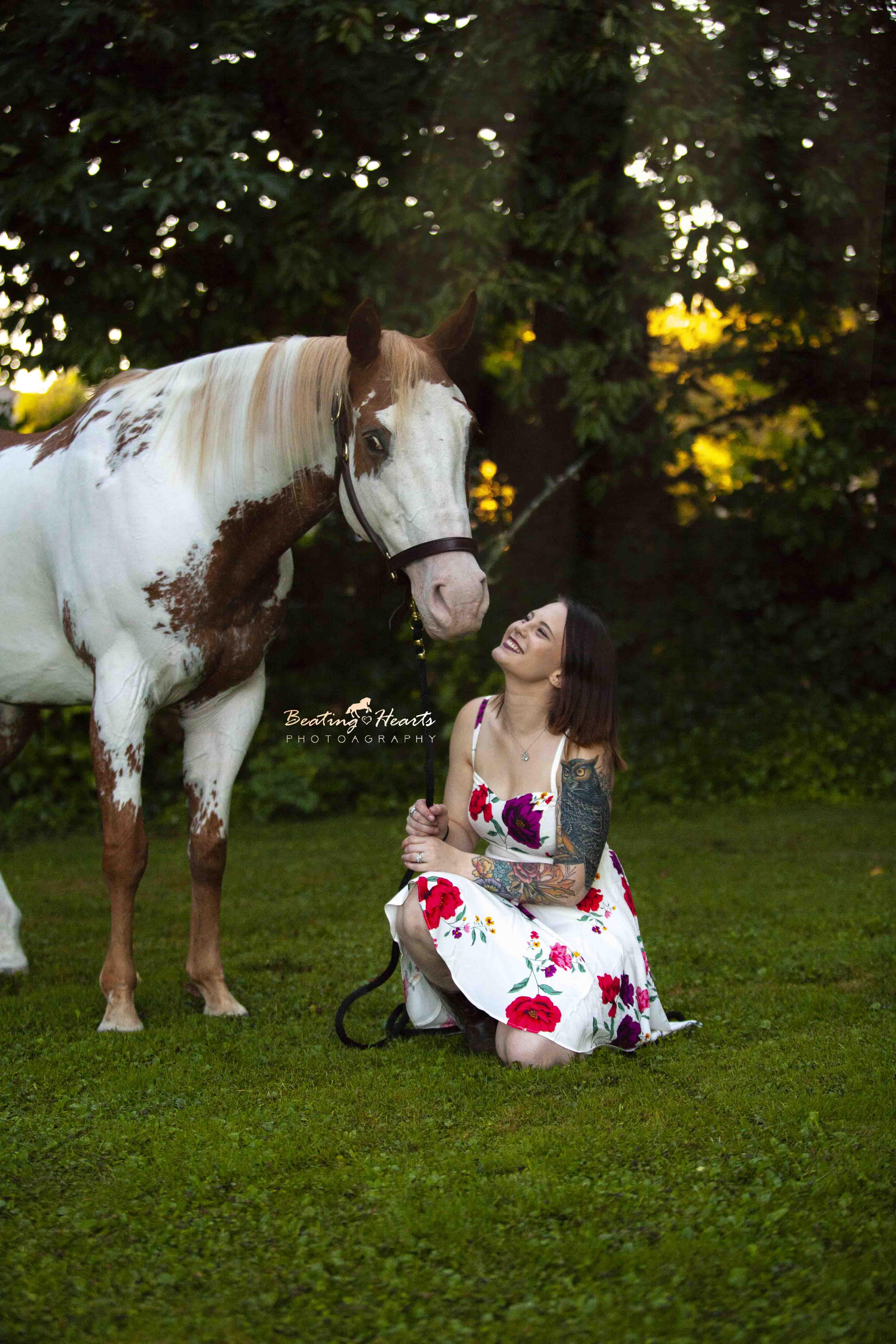 equine photography oregon horse portraits sunset